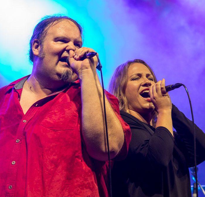 Sascha Münnich und Anna-Maria Schmidt